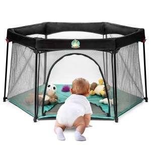 BABYSEATER Portable Playpen for Babies