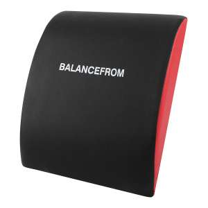 BalanceFrom Ab Exercise Mat for Workout Exercises