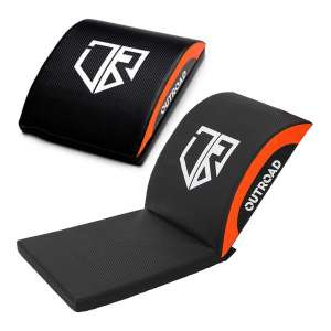 Outroad Crunches Ab Mat Sit Up Pad Exercise Fitness Abdominal