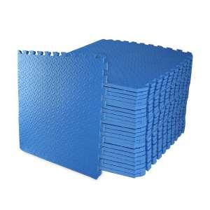 BalanceFrom Puzzle Exercise Mat Interlocking Tiles