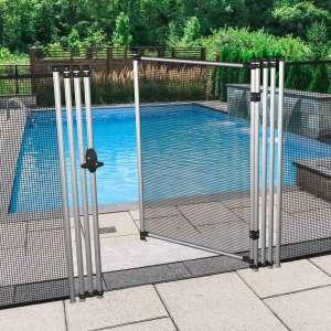 E&K Pool Mesh Safety Net - 6' Feet High
