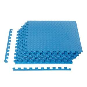 Amazon Basics Foam Interlocking Floor Mats Tiles