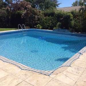 WaterWarden Inground Pool Net for Kid Safety